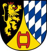 Stadtwappen Weinheim